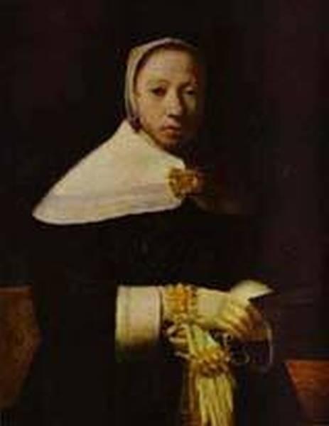 Portrait of a woman xx szepmuveseti muzeum budapest hungary